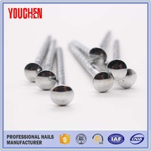 China factory steel twisted stainless nails