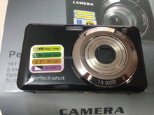 new product digital camera with face identification DC-k718c