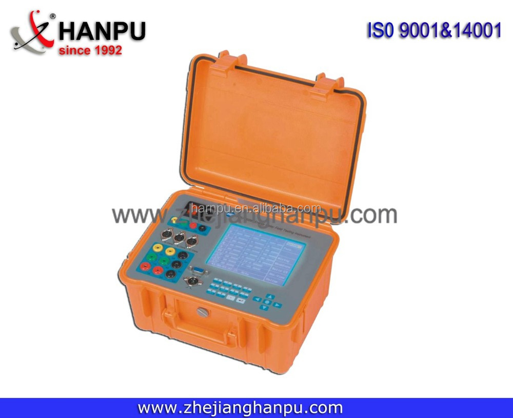 HPU3006 Field-testing Instrument three phase portable energy meter calibrator