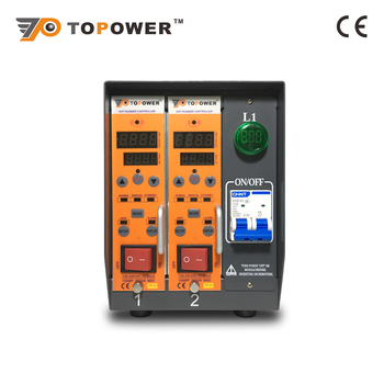 Topower 12 Zones High Quality International Standard Temp Controller Price For Hot Runner System