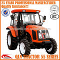 QLN654 65hp new mini farm tractors agricultura