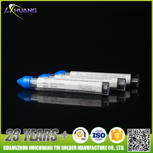 Custom Promotional 20G Sizes Resin Cored Sn60Pb40 Solder Wire In Plastic Pen Tube For Electronic Welding