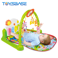 Wholesale Baby Play Mats 5 in 1 Baby Kick And Play Piano Gym Baby Activity Gym