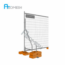Construction temporary fence panels hot sale