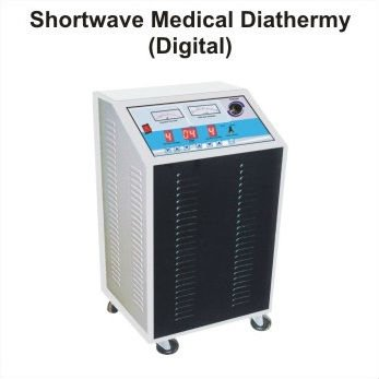 DIGITAL SHORT WAVE MEDICAL DIATHERMY