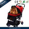 Luxury Oxford Cat Stroller Pet Trolley Large Dog Carriers New Design