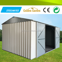 manufacturer steel bamboo prefabricated house
