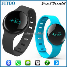 New intelligent health sleep pedometer smart watch u9 for galaxy A5/A7 samsung s6 s7