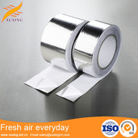 High quality self adhesive aluminum foil adhes glue tape