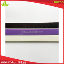 Small order welcome plastic silicone 2.5cm waistband and belts
