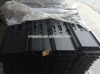 excavator single track shoe track pad 560mm/600mm for Hitachi Zaxis 200/EX200/EX220