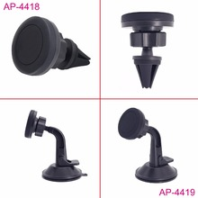 High Quality Universal Mobile Cell Phone Air Vent Mount Magnetic Car Phone Holder With Competitive Price