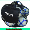 Foldable Mesh Ball Bag for Holding up to 12 Soccer or Volleyballs