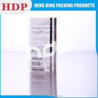 top selling clear plastic mobile case pvc gift box
