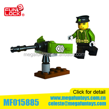 2014 Hot New Military Series Building Block For Kids 19pcs Education Toy