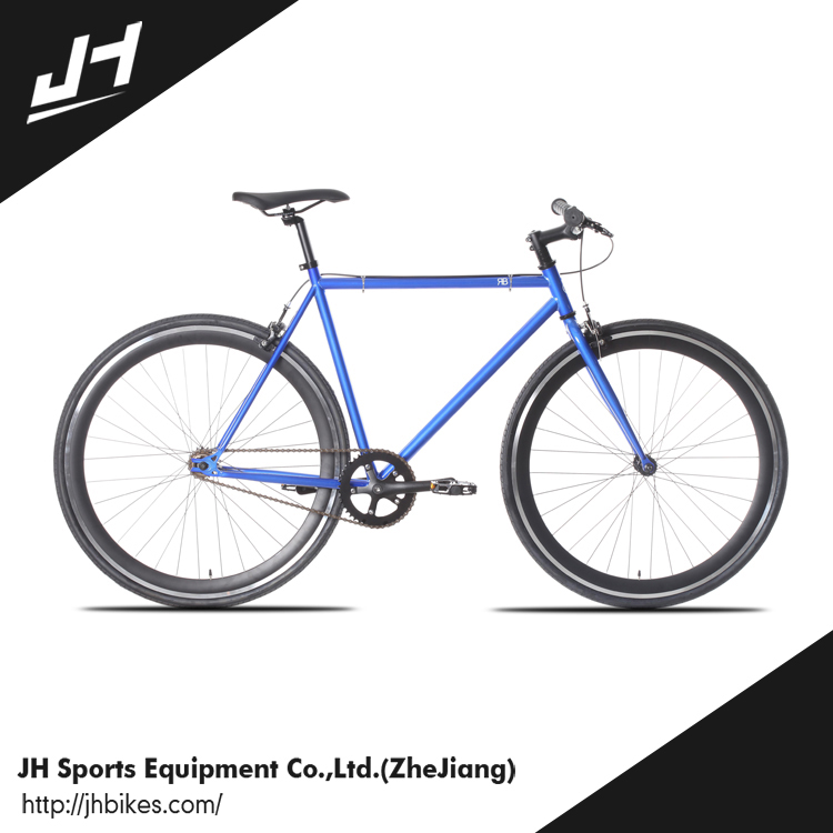 Various Styles Unique Shape Hi- Ten Sepeda Fixie CE Approved Single Speed Fixie Bike