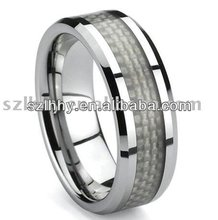2013 Hot Sell His and Her Classic Titanium ring /wedding ring his and hers sets