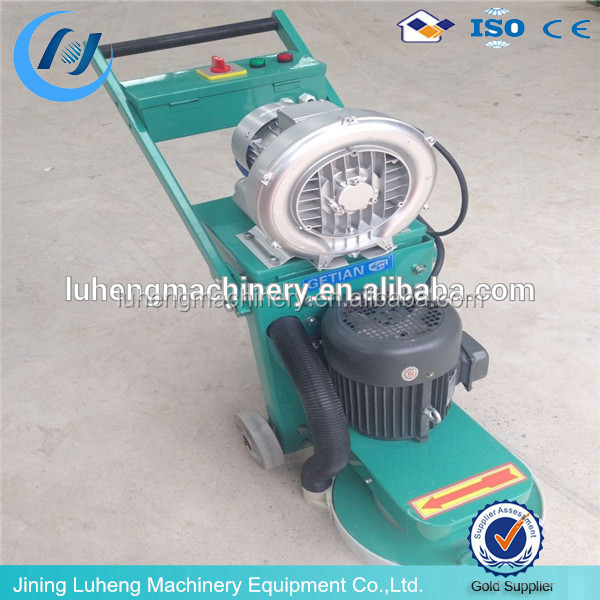 effectresin epoxy flooring tools grinding machine polisher