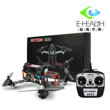 guangdong toys for kids rc 3.5-channel metal series rc helicopter assembly kit alloy model
