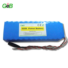 Deep cycle lifepo4 battery pack 36v 12ah , e bike battery 36 v 12 ah , li ion battery for motorcycle , electric car.