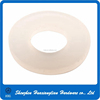 OEM many types of flat round delrin washer