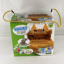 Smart modeling living sand Motion sand