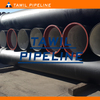 TAWIL ISO2531 DN250MM Ductile iron tyton pipes with coat spray zinc coating