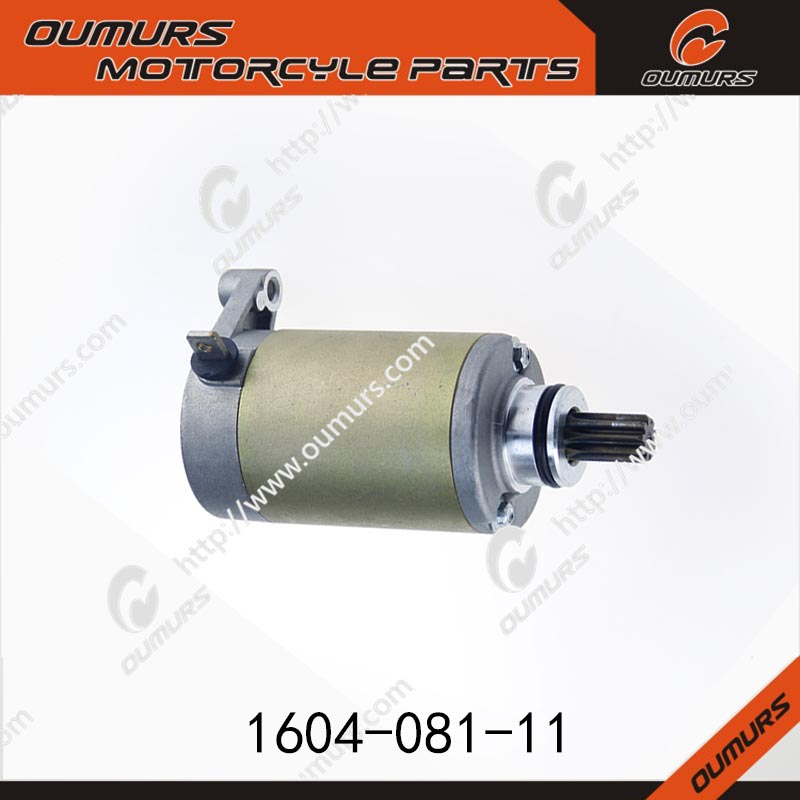 for QINGQI GXT 200 electric starter motor