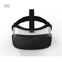 Portable Universal DIY 3d VR Virtual Reality Video Movie Game Glasses