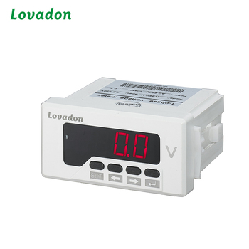 LST96H-V Single Phase Digital Volt Meter Voltage Precise Digital Power Meter