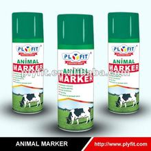animal marking paint spray colorful harmless water-proof