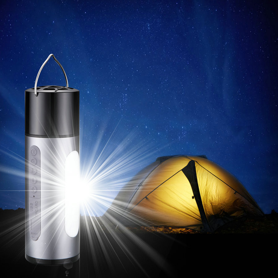 Outdoor bluetooth mini 5200mah speaker