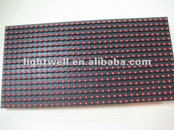 Best Price FOR Iran/India/Turkey/Sri lanka!!!!P10 single red color led display module