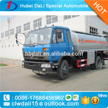Cheap price Dongfeng 10000 liters hot oil truck