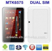 ZX-MD7003 7 inch full function tablet pc 3g phone call gps tv