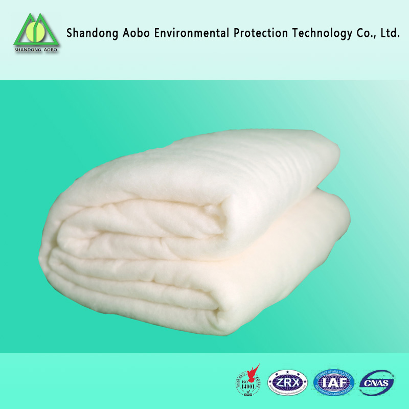 fire-proof polyester wadding for mattress and pillow