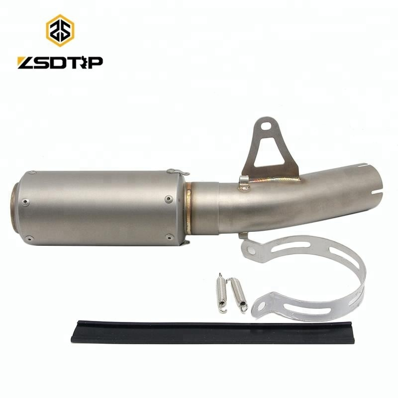 Universal durable stainless steel gsx-<strong>r1000</strong> S1000RR motorcycle exhaust muffler