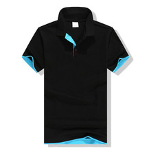 OEM brands 100%cotton high quality customized polo t shirts with Wholesale