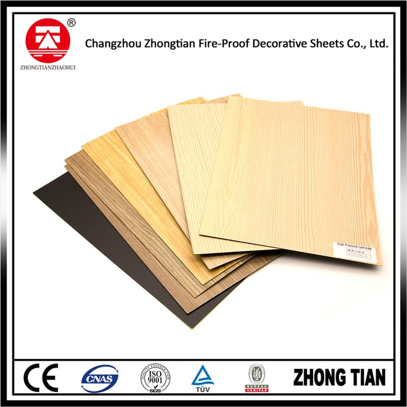 Multifunctional panel wood laminate sheets made in China