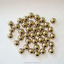11mm 12mm 7/16 inch 1/2 inch pure soild brass ball with ISO9001