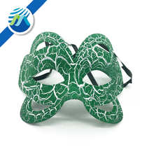 Hot Sale Mini Masquerade Party PVC Half Face Butterfly Mask For Women