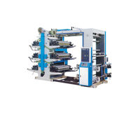 Yt Series Six Color Flexography Printing Machine