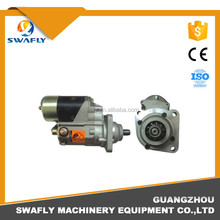 4M40 diesel engine spare parts SH60/SK60 starting motor used for excavator