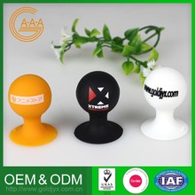 Wholesale Oem Non-Stick Cute Design Oem Silicone Mobile Phone Stand