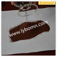 Refractory abrasive material BFA favorable price brown fused alumina/first grade brown aluminum oxide/emery