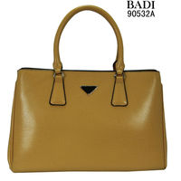 2013 latest leather bags tote simple design high quality designer handbags authentic