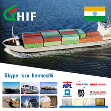 International Freight Forwarder Sea Freight Charges China To India