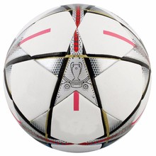 PU laminated size 5 soccer ball & football