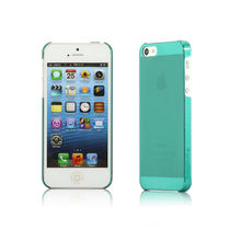 for iphone5 sublimation hard pc material phone case