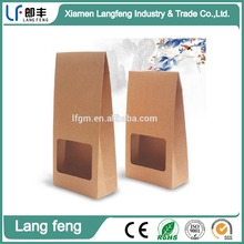 Approved Organic Green Tea paper Bag Packaging